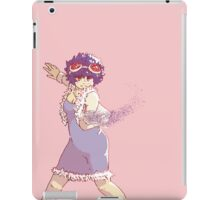 poison powder iPad Case/Skin