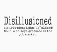 Disillusioned by fauxsquared