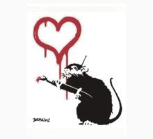 Love Rat by BanksyOfficial
