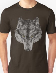 Large wolf T-Shirt