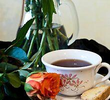Afternoon Tea by Rae Tucker