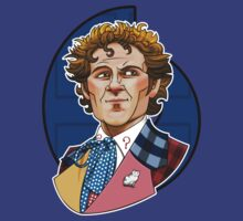 The Sixth Doctor by RoguePlanets