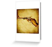 zoo revolver Greeting Card