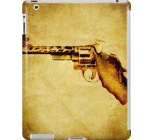 zoo revolver iPad Case/Skin