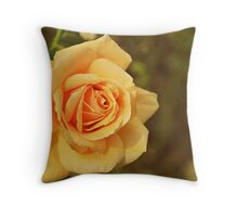 Goodbye My Love Throw Pillow