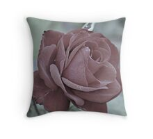 Inexorably Yours Throw Pillow