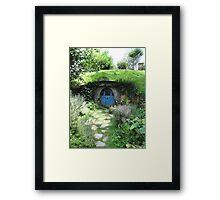 North Island NZ - Hobbit Framed Print