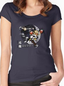 The Chan Bros. Women's Fitted Scoop T-Shirt