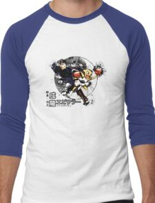 The Chan Bros. Men's Baseball ¾ T-Shirt