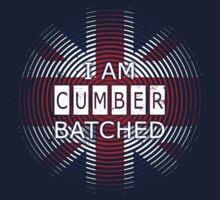 I AM CUMBERBATCHED (UK Edition) Kids Clothes