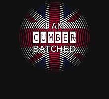 I AM CUMBERBATCHED (UK Edition) T-Shirt