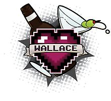 Heart Crest-Wallace by mutantninja