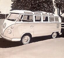 VW Type1 Bus by sidfox