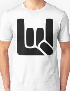 Sign of the Horns v1 Unisex T-Shirt