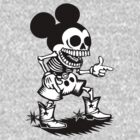 Mickey Sheriff Skeleton by JohnnySilva