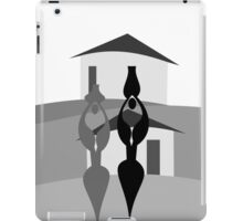 JOURNEY TO THE RIVER iPad Case/Skin