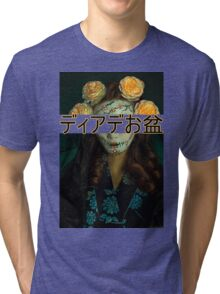 Japan/Mexico Tri-blend T-Shirt
