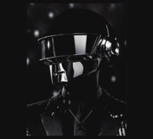 Daft punk Black II by Kasaey Bird's