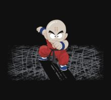 Krillin by MariaDesign