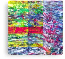 Conversations about gratitude for inherited modes. Canvas Print