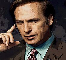"""I've Got Saul"" - Saul Goodman - Breaking Bad by TomDesigns"