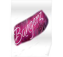Bangerz Logo Poster