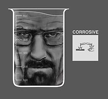 Walter White - Corrosive Personality by cn ART