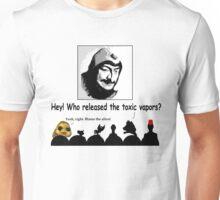 WHO ~ ?? Unisex T-Shirt