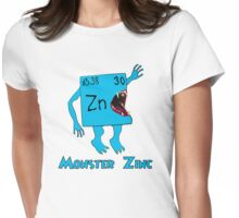 Monster Zinc Womens Fitted T-Shirt