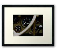 1945 Willys Framed Print