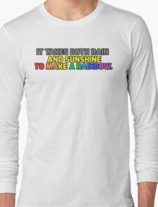 Rainbow logic! T-Shirt