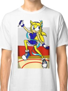 Maria Performing Rhythmic Ribbon Classic T-Shirt