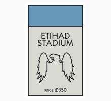 Manchester City - Etihad Stadium by Thomas Stock