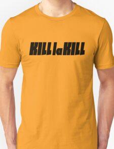 Kill La Kill - Black T-Shirt