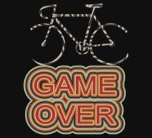 Cycling Game Over by Nhan Ngo