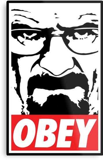 Obey Heisenberg by powerlee