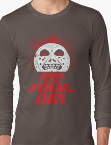 Dawn of the Final Day Long Sleeve T-Shirt