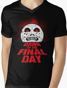 Dawn of the Final Day Mens V-Neck T-Shirt