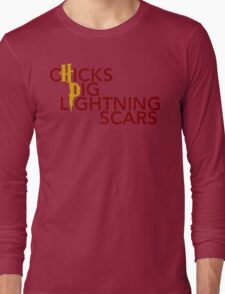 Chicks Dig Harry Potter 2 Long Sleeve T-Shirt