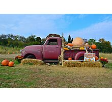 Conklin Farm Photographic Print