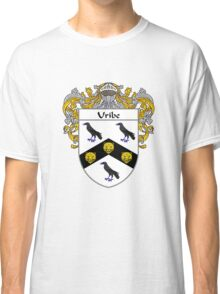 Uribe Coat of Arms/Family Crest Classic T-Shirt