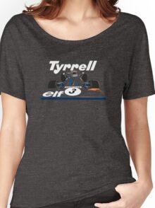 Tyrrell 001 Formula 1 Women's Relaxed Fit T-Shirt