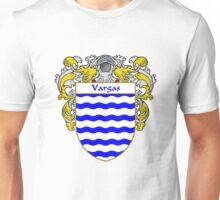 Vargas Coat of Arms/Family Crest Unisex T-Shirt