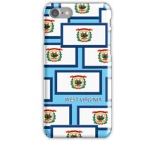 Smartphone Case -  State Flag of West Virginia 11 iPhone Case/Skin