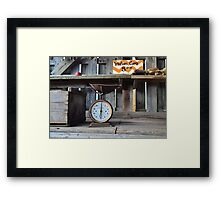 """Weighting"" on You Framed Print"