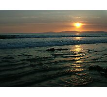 Rossnowlagh Sunset Photographic Print