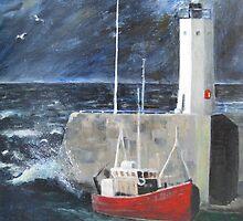 Safe Harbour by Madeleine  Badger