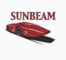 Sunbeam 1000HP 1927 by velocitygallery