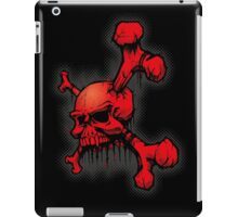 Red Skull  iPad Case/Skin