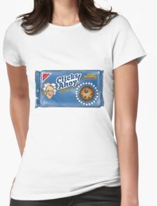 Clicks Ahoy! Womens Fitted T-Shirt